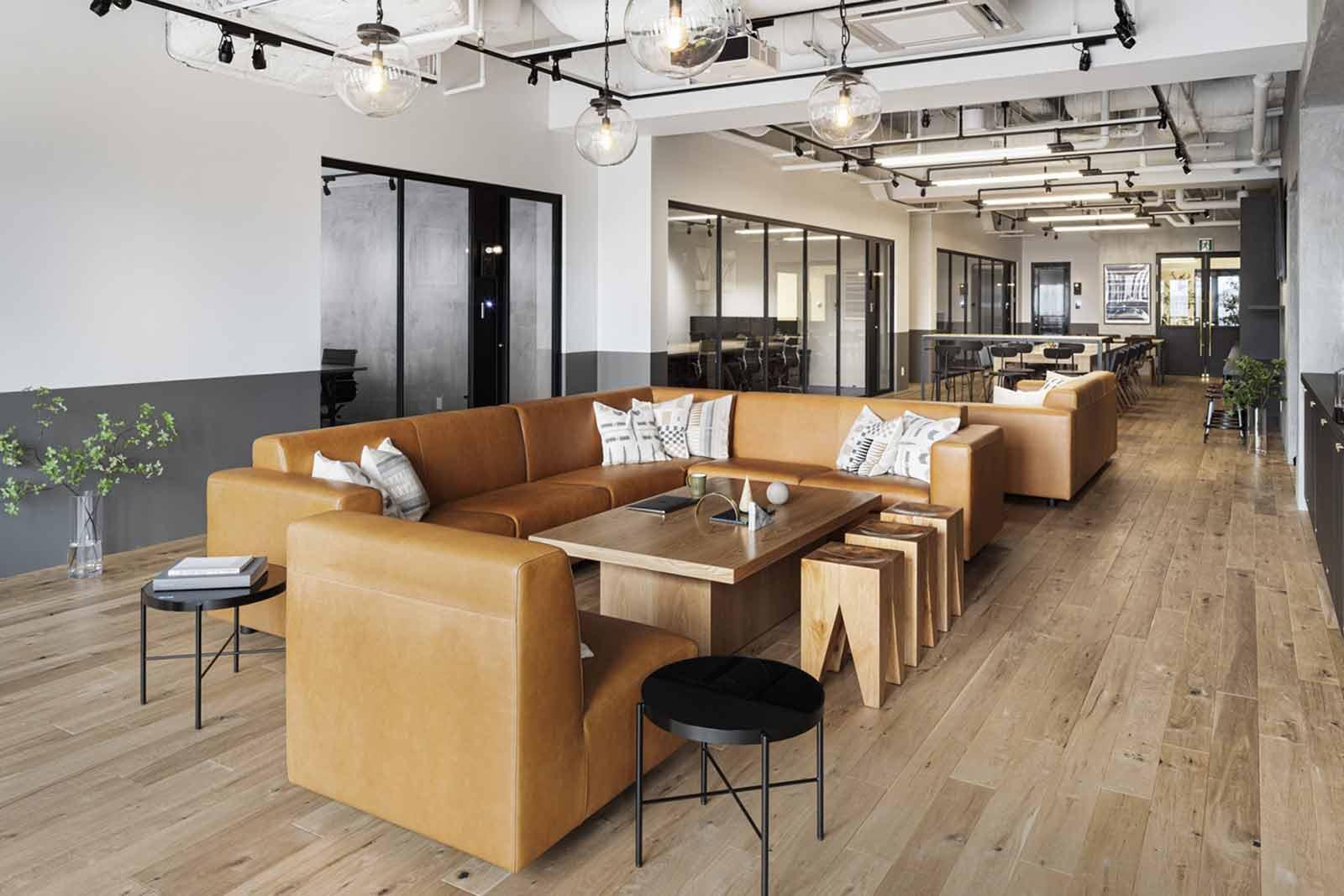 品川・御殿山オフィス|庭園もシェアできる快適性を極めたレンタルオフィス