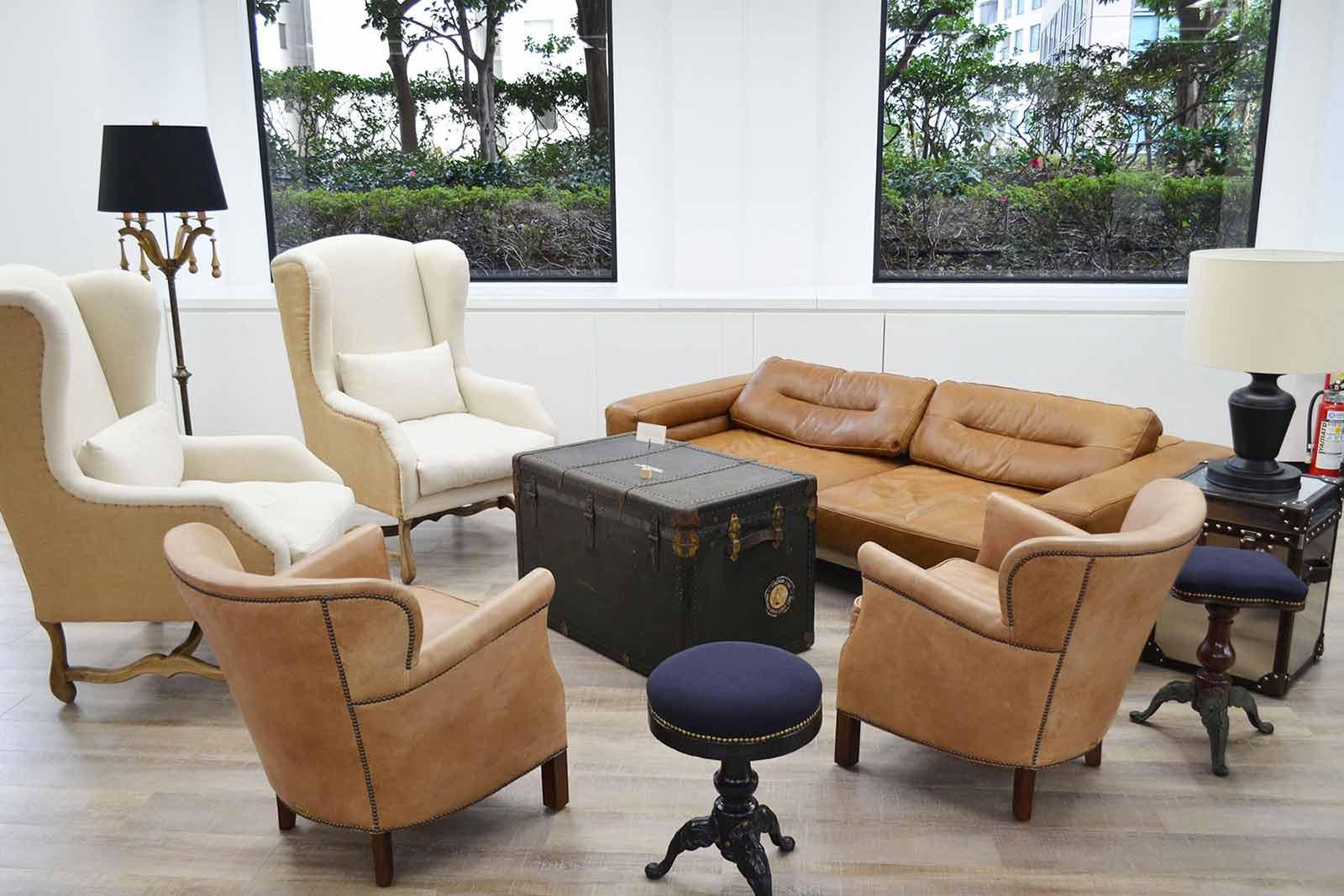 虎ノ門・神谷町オフィス|リーズナブルな価格と快適性を両立したレンタルオフィス